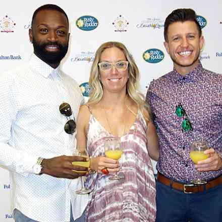 Celebrity Chefs' Beach Brunch