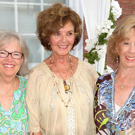 Bren Burke, Judy Jones, Judy Raynor
