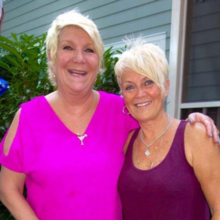 Deb and Beth's July 4 Party