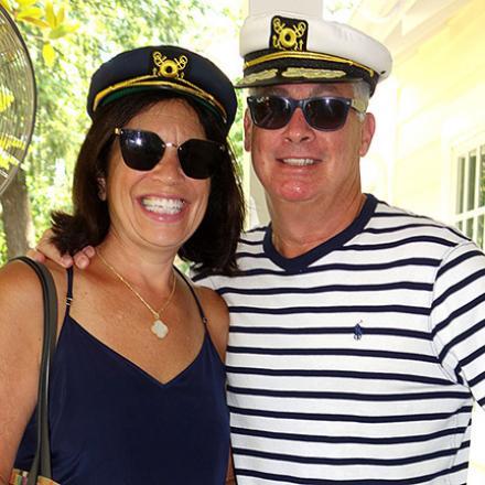 John and Wes' TV Land Boat Cruise