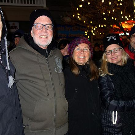 Rehoboth Beach Christmas Tree Lighting