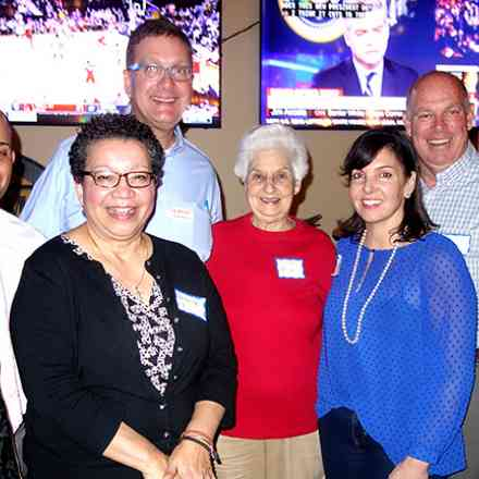Kathy McGuiness birthday benefit for La Esperanza