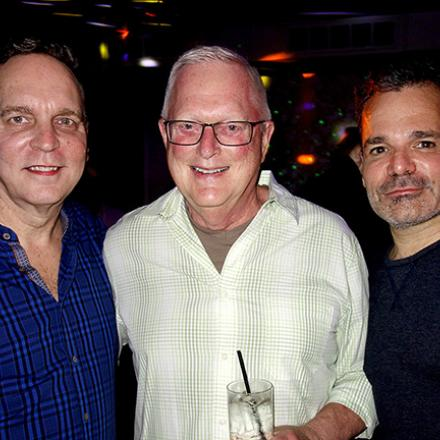 Rick's Birthday Party at G