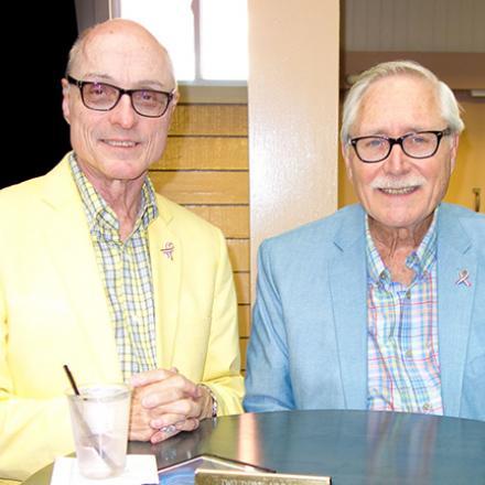 David Lasher, Larry Pennington