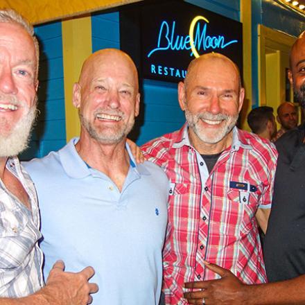 Bill Amery, Mike Lucas, Joe Filipek, Larry Richardson
