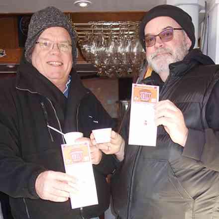 Polar Bear Chili Contest: Atlantic Boardwalk Grill