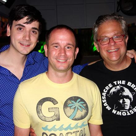 John Taylor, John Montgomery, Rick Miller