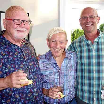 Bob and Jeff's Midsummer Mélange Party
