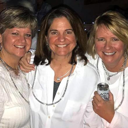 Winter White Party at the Glade