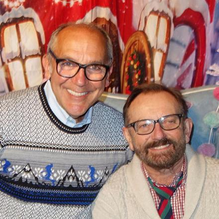 David & Richard's Holiday Party