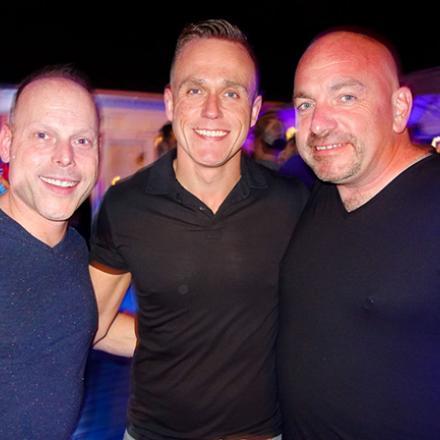 Chris Leady, Joe Steele, Clay Ellis