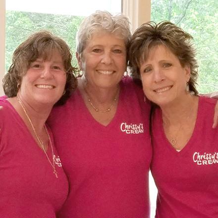 Chris Hunt Fundraiser at Holland Glade Clubhouse