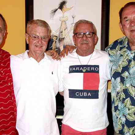 Bob's Party for Phil