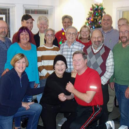 CAMP Rehoboth Tree Decorating Party