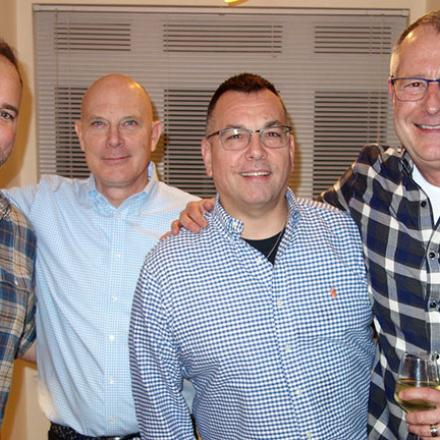 Michael & David's Holiday Party