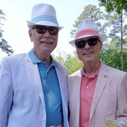 Robert and Gordon - Memorial Day Brunch