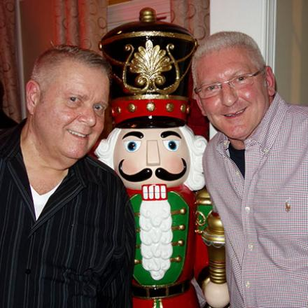 Tim & Randy's Holiday Party