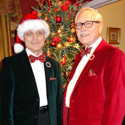 David and Larry's Holiday Party