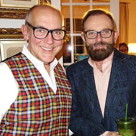 David and Richard's Holiday Party