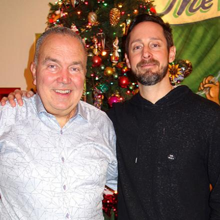 David and Richard's Holiday Party
