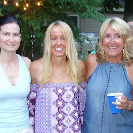 Deb & Beth's July 4 Party