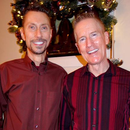 Jay and John's Holiday Party
