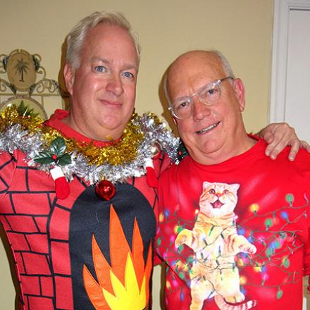 Jonathan and Leon's Holiday Party