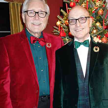 Larry and David's Holiday Party
